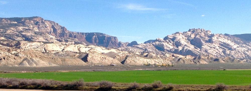 Split Mountain Pano