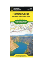 Flaming Gorge-Trails Illustrated Map